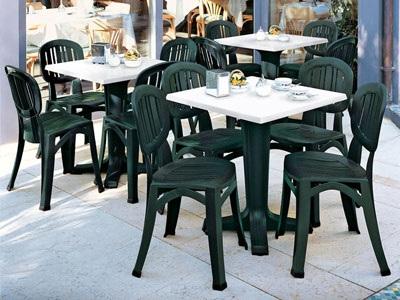 Sedie Da Giardino In Plastica Verdi.Sedie Da Giardino In Plastica Verde Sedie Verdi Per La Casa